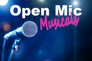 Open Mic Night - presented by Torch Entertainment & The Churchill Theatre
